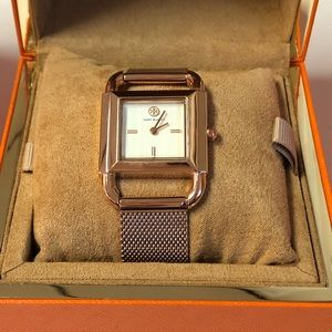 Tory Burch Gold Rose Watch